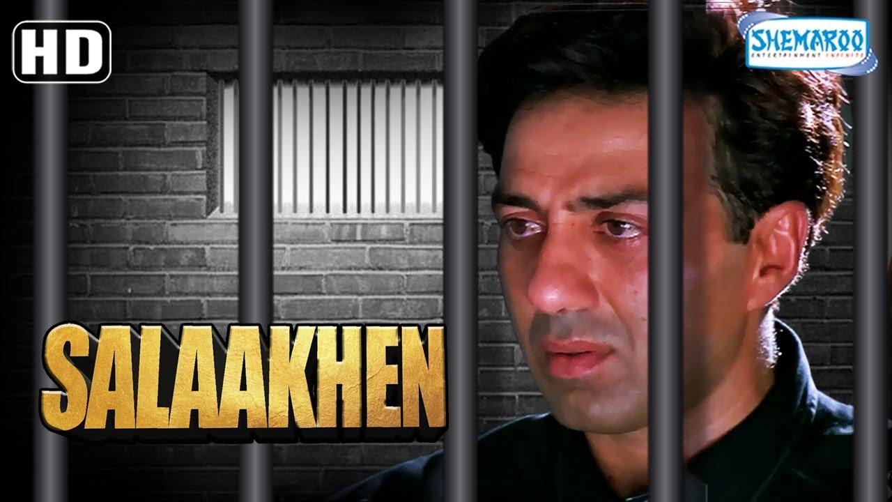 Download Salaakhen (1998) (HD) - Sunny Deol | Raveena Tandon | Anupam Kher | Amrish Puri | Mohan Joshi