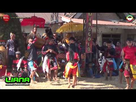 JOMBLO HAPPY (Jaranan) Cover Voc MELANI - New SABDO MANGGOLO Live SONOAGENG I 2018