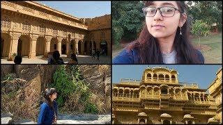 Rajasthan Tourism : Jodhpur and Jaisalmer Vlog