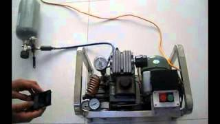300bar mini portable pcp air compressor 110v 220v electric 4500psi high pressure air compressor