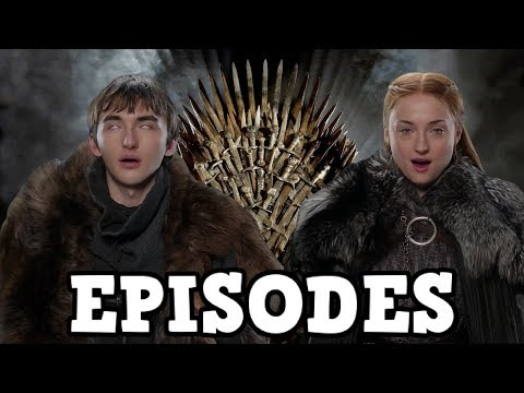 Game Of Thrones Season 7 Episode Lengths And Stark Reunion Videos