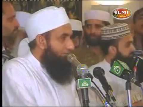 mulana tariq jameel shared Abdul Qadeer