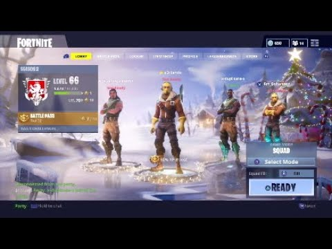how to get the free skin in fortnite