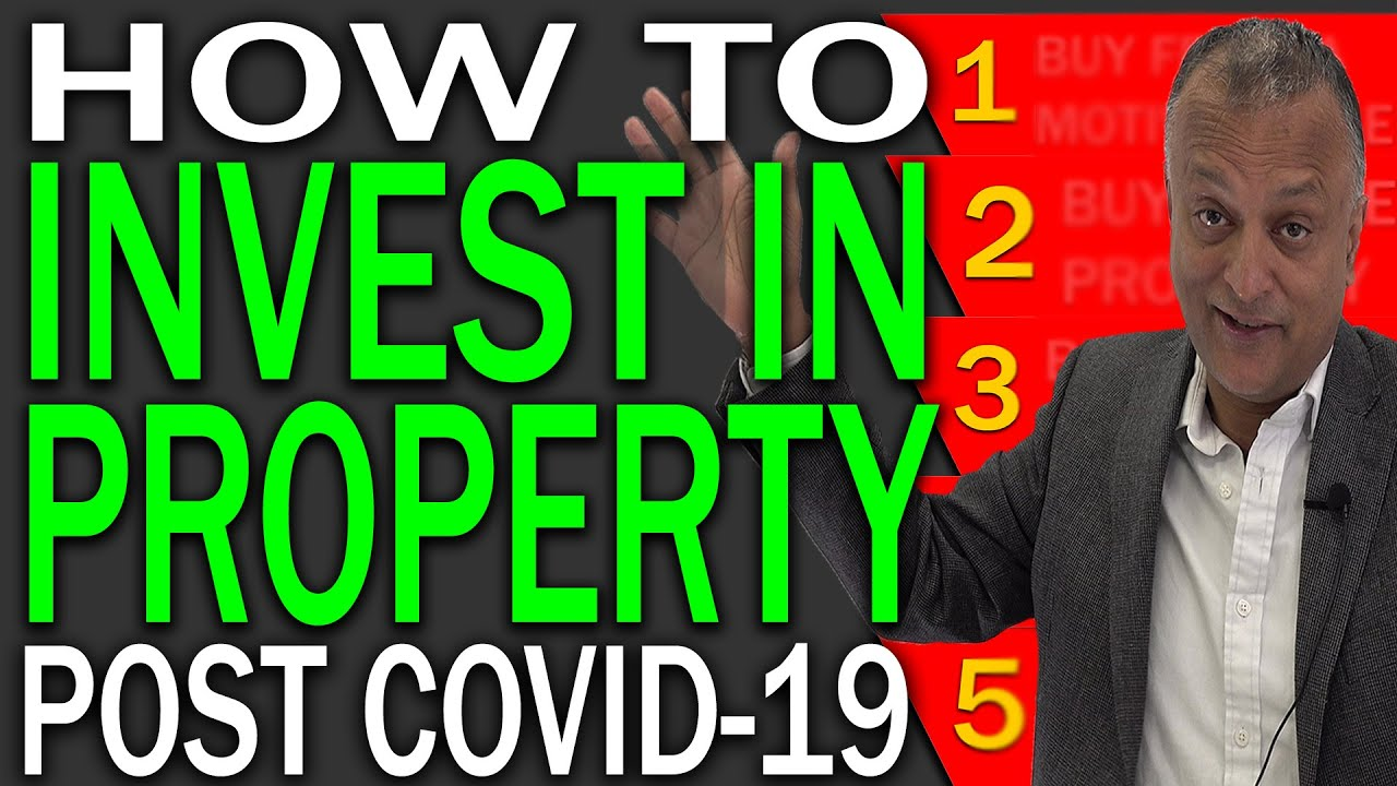 How To Invest In Property UK After Covid 19 - Investing In UK Property | UK Property Investment
