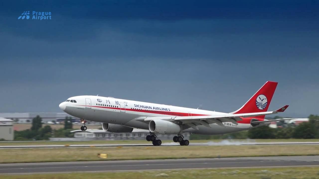 Magazín Terminál - Airbus A330 společnosti Sichuan Airlines a cestování s Janem Čenským