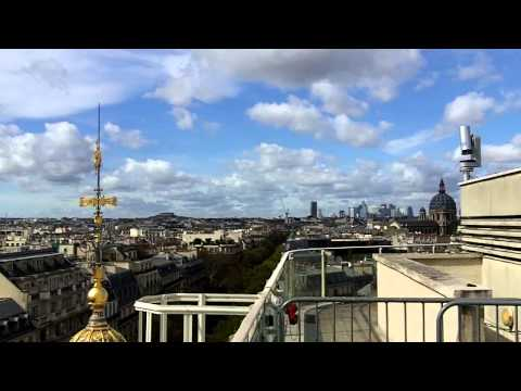 Paris Rooftop Lunch - Printemps - Le Déli-Cieux