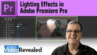 Video Lighting Effects in Adobe Premiere Pro download MP3, 3GP, MP4, WEBM, AVI, FLV Mei 2018