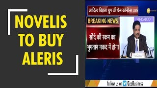 Hindalco's subsidiary Novelis to buy US firm Aleris