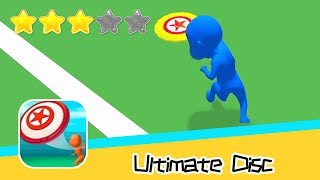 Ultimate Disc Day2 Walkthrough Fun frisbee game! Recommend index three stars