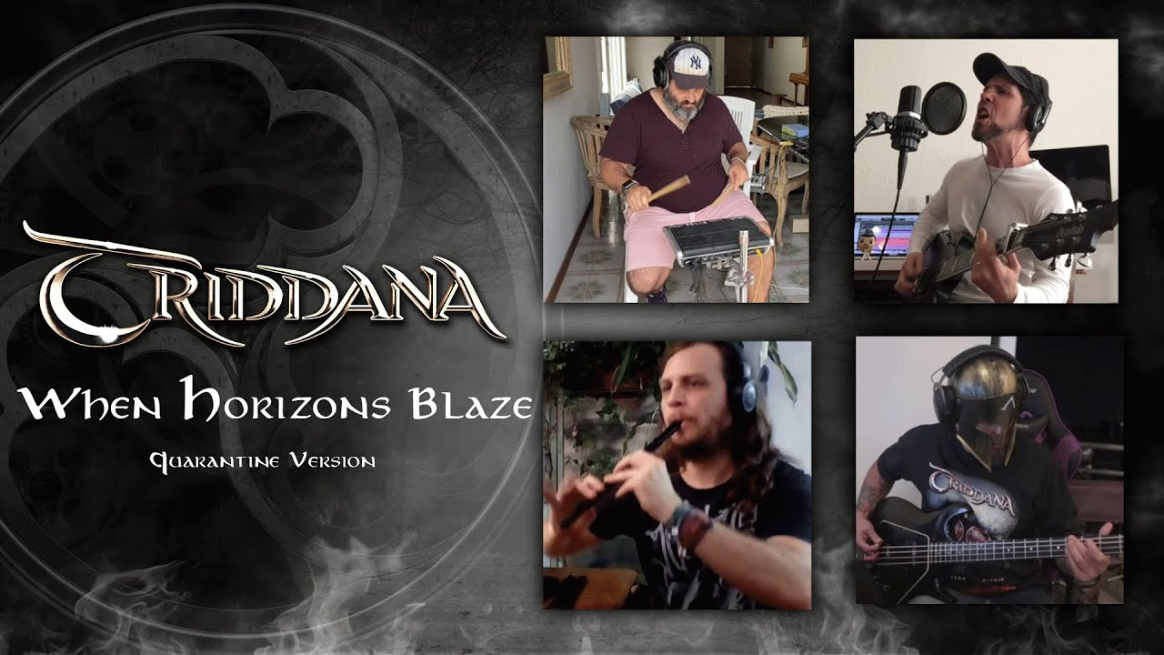 Quarantine Sessions Reloaded! When Horizons Blaze