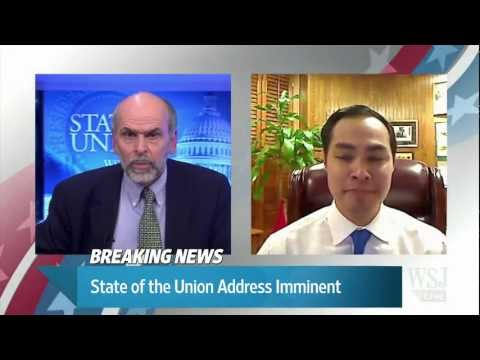 State of the Union: Julian Castro Talks Immigration