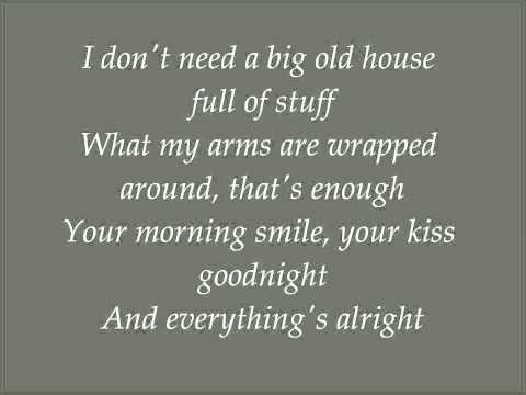 I Got You Lyrics - Thompson Square