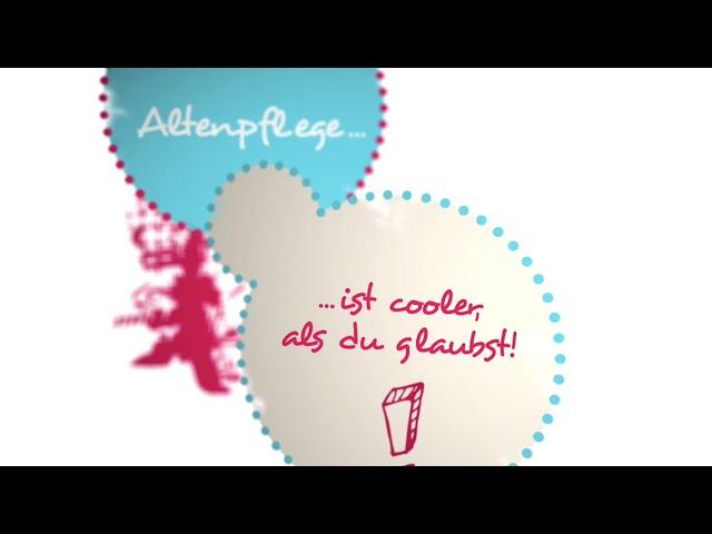 Altenpflege - Recruiting-Kampagne 2care4 - Kinospot - Für mehr Wertschätzung in der Altenpflege