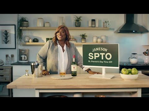 Jameson® Irish Whiskey Introduces SPTO - St. Patrick's Time Off - To Rally Fans To Keep St. Patrick's Day On The Calendar And Dedicate More Time Celebrating The Day