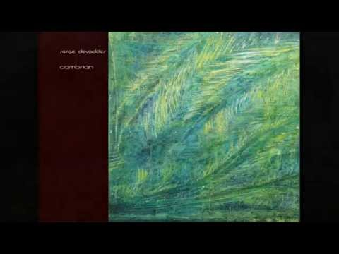 """Serge Devadder - excerpts from """"Cambrian"""" (SDCD-001, 2014)"""