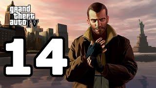 Grand Theft Auto IV Walkthrough Part 14 - No Commentary Playthrough (PC)
