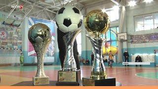 Открытое первенство по мини футболу посвященное Дню защитника Отечества прошло в Алдане