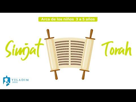 Havdalá Simjat Tora para Niños  - (3 a 5 años)