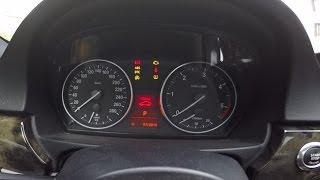Remise à zéro compteur vidange BMW e92