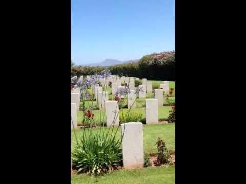 Commonwealth Cemetery, Suda Bay, Crete