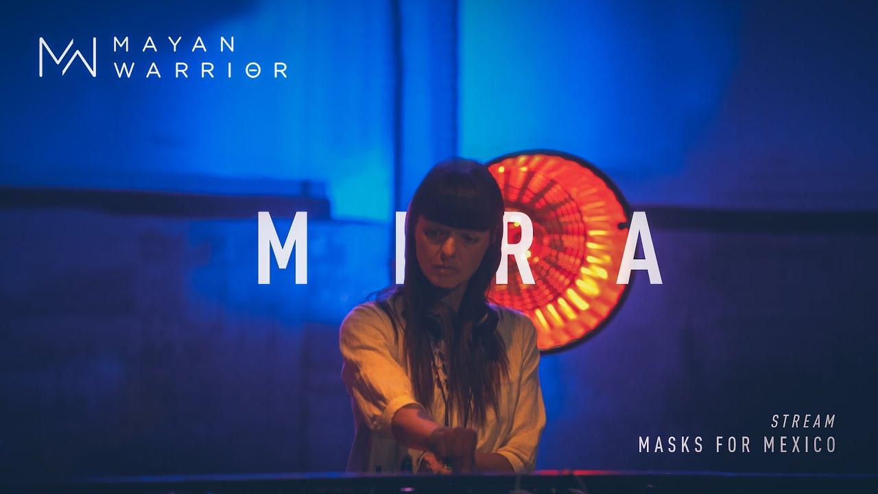 Mira - Mayan Warrior - Masks For Mexico Live Stream