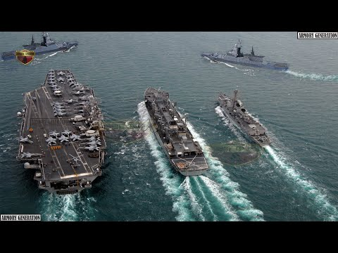 Faking the position of US and NATO warships at sea, It Reeks of Russia