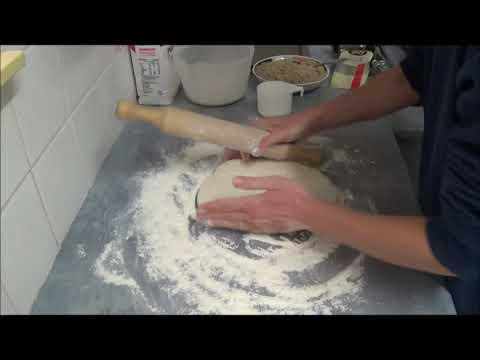 how to make walnut rolls