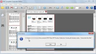 PDF Complete: How to delete pages from a PDF