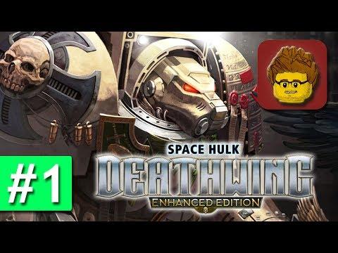 Space Hulk: Deathwing - Enhanced Edition - #1 - Let's Play mit deutschem Gameplay