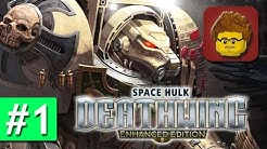Space Hulk: Deathwing - Enhanced Edition - #1 - Let's Play mit deutschem Gameplay