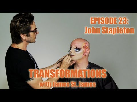 James St. James and John Stapleton: Transformations