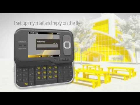 Nokia 6760 (Singapore Motion Graphics)