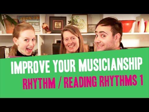 Rhythm /  Lesson 1 /  Reading Rhythms (1)