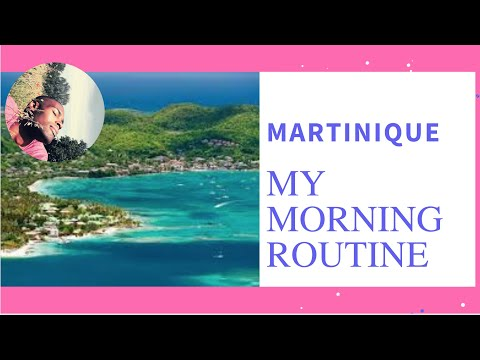 The simple life in Martinique / Caribbean part1#TheCreoleGarden