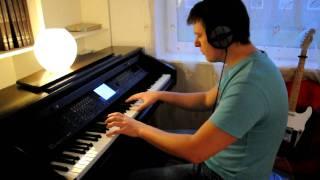 Evanescence -- Lithium (piano)