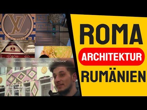 """Roma Architektur in Rumänien - Ausstellung Dortmund """"Fatada / Fassade"""""""