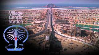 Nakheel Palm Jumeirah Monorail