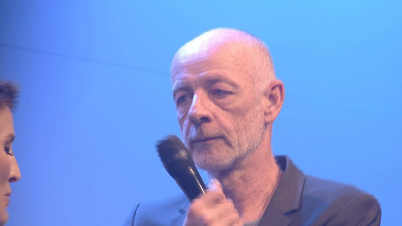 Talk Mit Friedrich Kuppersbusch Preispate Fur Die Kategorie Information 2017 Youtube