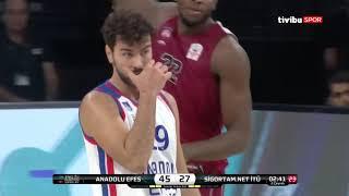 #BSL 6. Hafta: Anadolu Efes - Sigortam.net İTÜ Basket