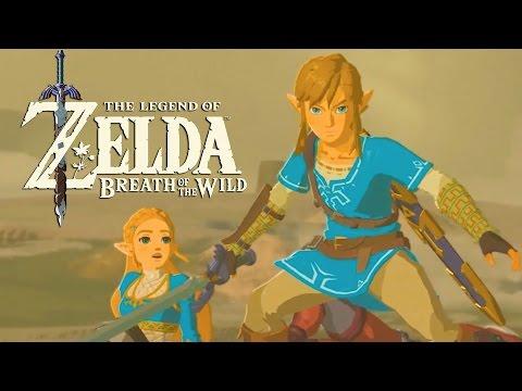 The Legend of Zelda: Breath of the Wild – Guardians Trailer