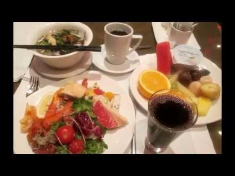 Breakfast in Seoul