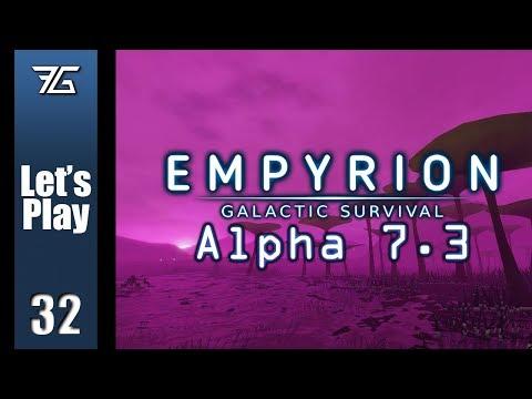 Empyrion : Galactic Survival Alpha 7 - Ep 32 Farming Ship