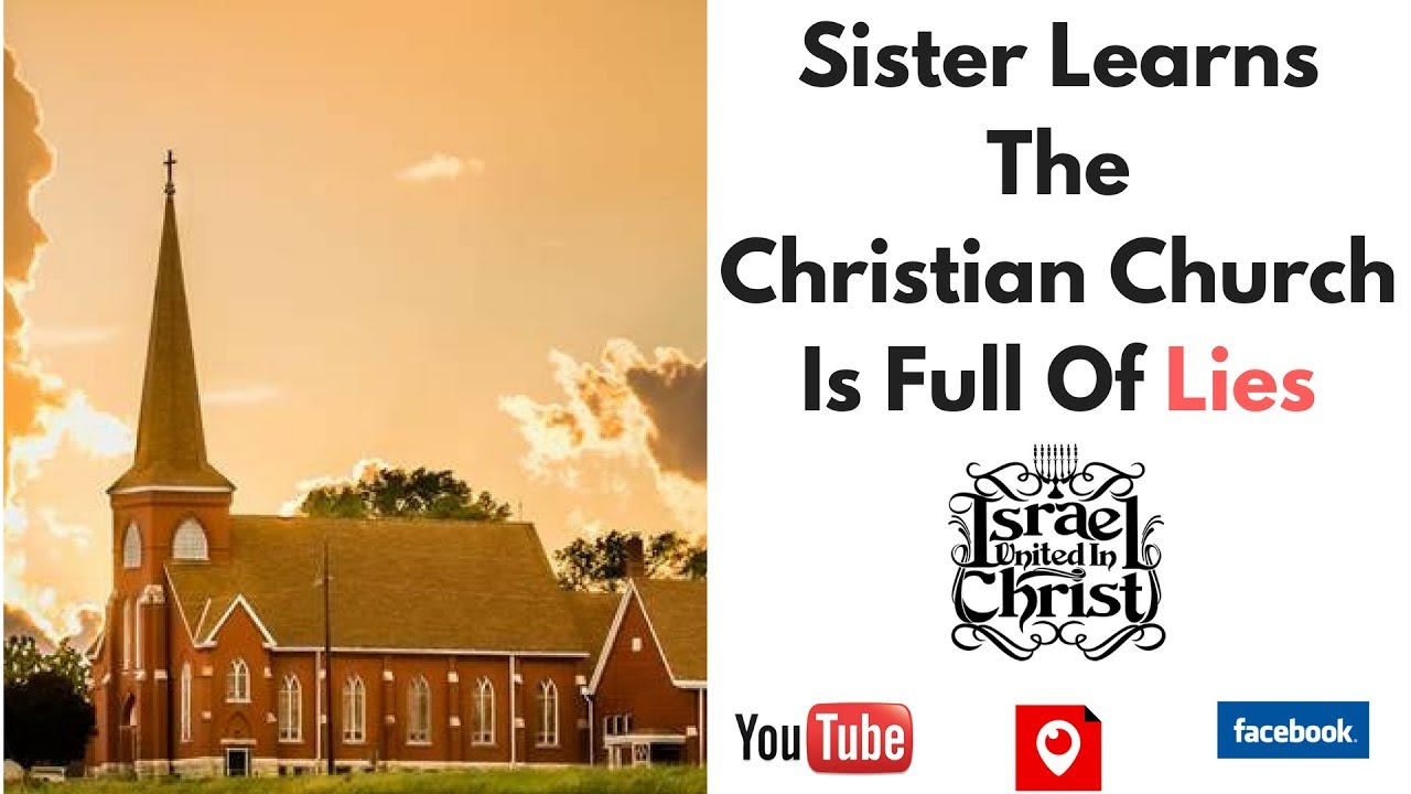 Download The Israelites: Sister Learns The Christian Church Is Full Of Lies