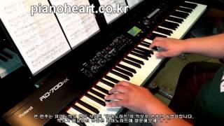 토이(TOY) - 세 사람(Three People) with 성시경(Sung Si Kyung) 피아노 연주