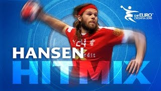 Mikkel Hansen's hitmix | Road to the Men's EHF EURO 2018