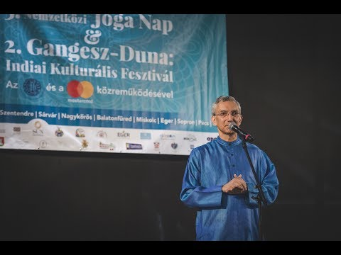 3rd IDY & 2nd Ganges-Danube Cultural Festival of India, Bálna, 24th of June, 2017, Budapest, Hungary