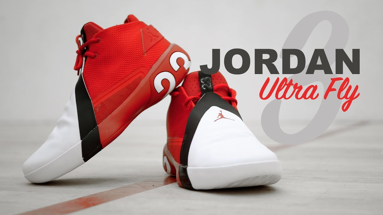 super popular 4a61a 5bb20 Jordan Ultra Fly 3 | Cinematic on Foot Look