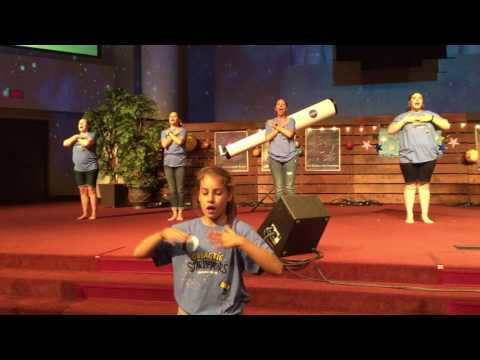 FBC Allen 2017 VBS Music Team - Who You Are (Day 1 Song)