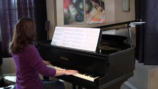 Coventry Carol ~ Showcase Piano Solo by Jennifer Eklund