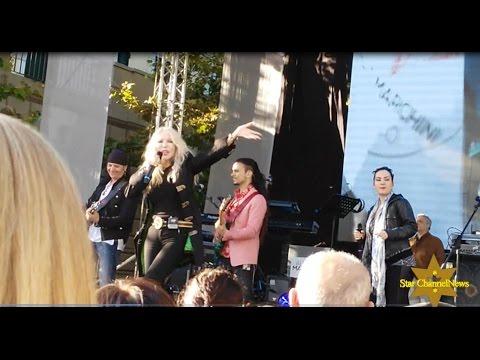 Ivana Spagna Live  A Roma - Easy Lady / Call Me - Ivana Spagna Live in Rome